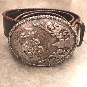 Nocona Western Men's Belt